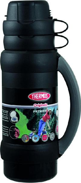 Thermos Premier 34 schwarz 1,0 l