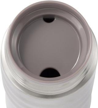 Kyocera Twist Top Thermo-Trinkflasche 350 ml Edelstahl