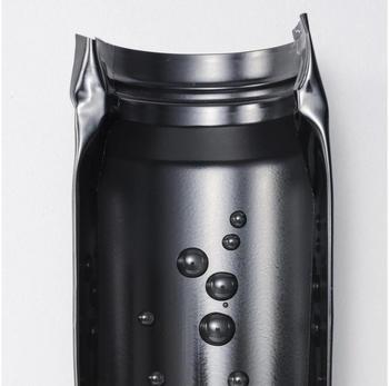 Kyocera Flip Top Thermo-Trinkflasche 500 ml schwarz