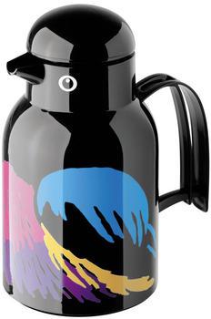 helios-isolierkanne-thermo-1-0-l-paradiesvogel-pinguin-schwarz