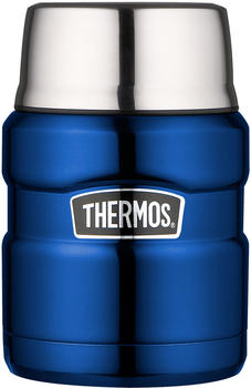 Thermos King Essensbehälter 0,47 l royalblau