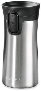 Tchibo Cafissimo Coffee-to-go-Becher Edelstahl