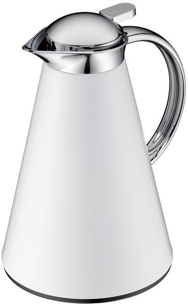 alfi PerfectTherm Isolierkanne Weiß 1,0 l