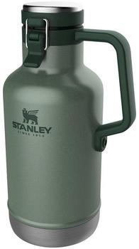 Stanley Classic Vacuum Beer Growler 1,9l Hammertone Green