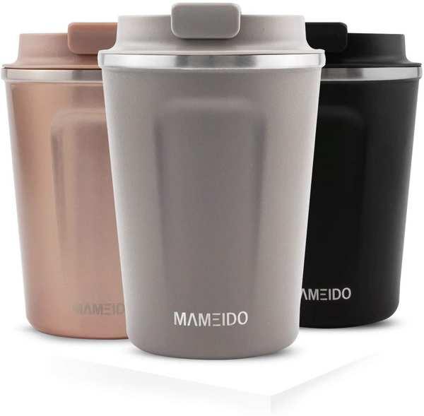 Mameido Thermobecher Edelstahl 470 ml