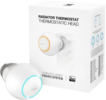 Fibaro Heizungsthermostat Z-Wave Plus