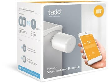 tado° Smart Heizkörperthermostat Duo Pack