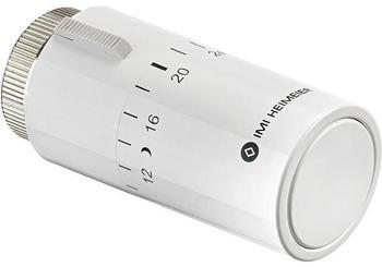 Heimeier Halo Thermostatkopf mit Nullstellung weiß