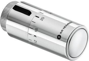Heimeier Halo Thermostatkopf mit Nullstellung verchromt