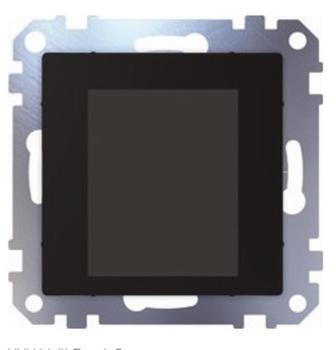 Merten KNX Multi-Touch Pro System Design (MEG6215-5910) schwarz