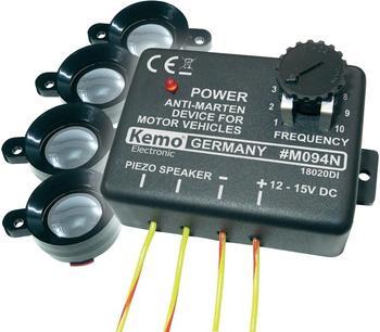 Kemo Ultraschall-Marder-Stopper (M094)