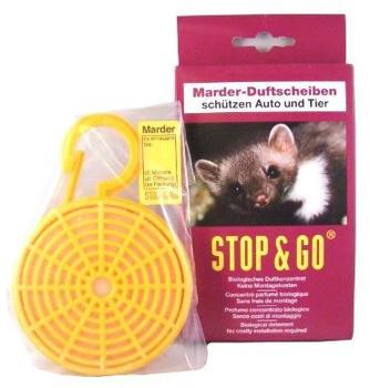 Stop & Go Marderabwehr Duftscheibe (07510)