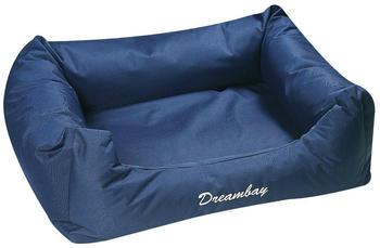 flamingo-hundebett-dreambay-eckig-100x80x25cm-blau