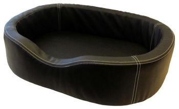 Wolters VIP Lounge Schwarz XL 120 x 91 cm
