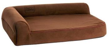 karlie-hundebett-ortho-visco-80x60x21cm-braun