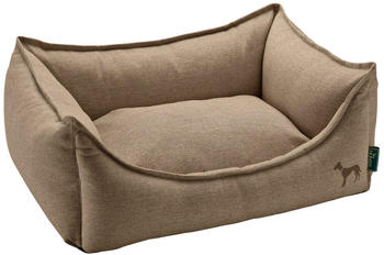 HUNTER Hundesofa Livingston L 100x75cm braun