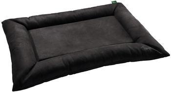 HUNTER Hundebett Bologna XL 120x90cm schwarz