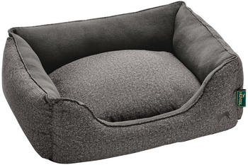 HUNTER Hundesofa Boston Cozy M 80x60cm grau