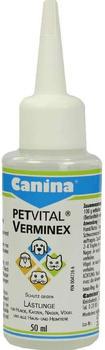 Canina Petvital Verminex 50ml