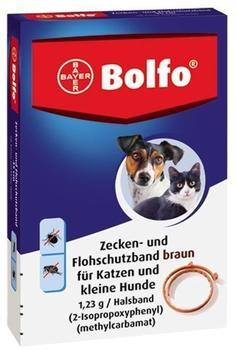 Bayer Bolfo Flohschutzband für kl. Hunde