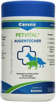 Canina Petvital Augentücher 120 Stück