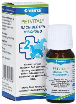 Canina Petvital Bachblüten Nr. 2 10 g