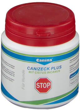 Canina Canizeck Plus Tabletten 90g