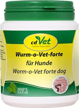 cdVet Wurm-o-Vet forte Hund 150g