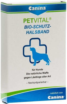 Canina Petvital Bio-Schutz Halsband groß 65cm