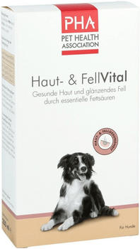 PHA Haut- & FellVital flüssig für Hunde & Katzen 250 ml