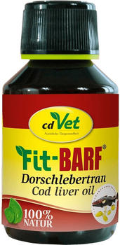 cdVet Fit-BARF Dorschlebertran 100ml