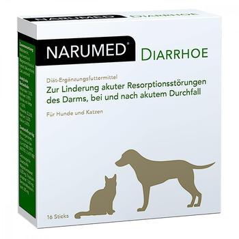 NARUMED Diarrhoe 16 Sticks