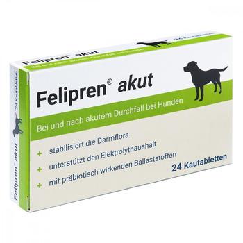 Felinapharm Felipren akut 24 Kautabletten