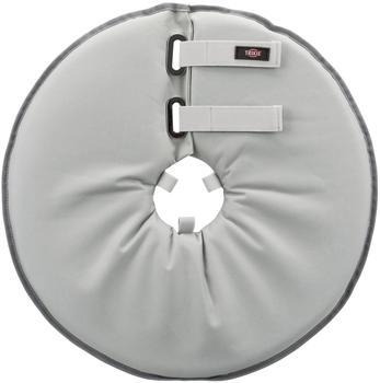 Trixie Schutzkragen grau M 38-42 cm/21,5 cm