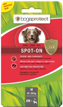 Bogar Bogaprotect Spot-on Hund M 10-20kg 3x2.2ml