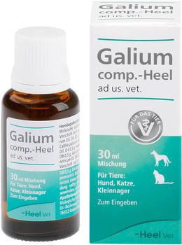 Heel Galium comp.-Heel ad us. vet. Tropfen 30ml