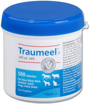 Heel Traumeel T ad us. vet. Tabletten