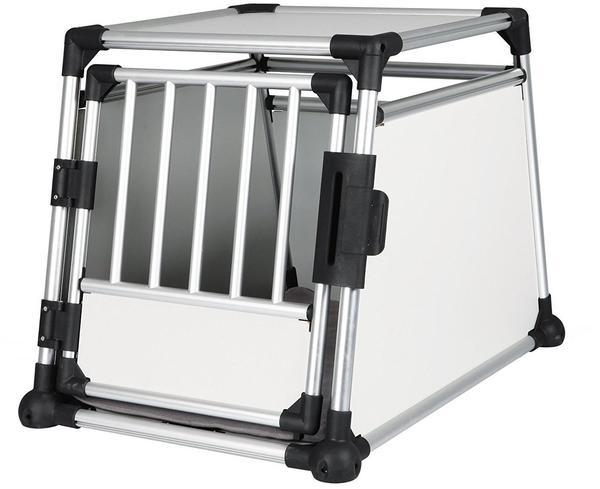Trixie Transportbox Aluminium (63 × 65 × 90 cm)
