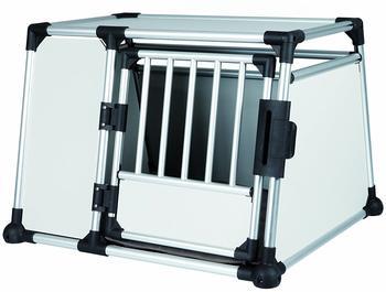 Trixie Transportbox Aluminium (93 × 65 × 81 cm)