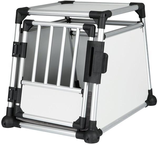 Trixie Transportbox Aluminium (55 × 62 × 78 cm)