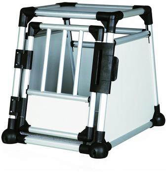 Trixie Transportbox Aluminium (48 × 57 × 64 cm)