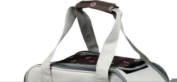 Trixie Tasche Libby - Braun/Grau