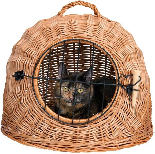 Trixie Korbhöhle mit Gitter (45 cm)