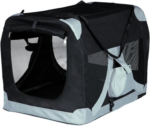 Trixie Tcamp Transporthütte de Luxe 70 cm