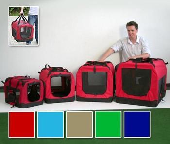 Pet-Star Transporthütte Carry Box (80 cm)