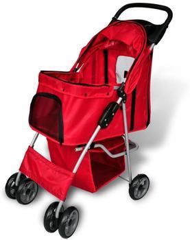 vidaXL Dog Stroller