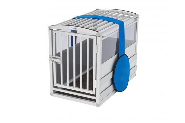 Kleinmetall Alustar Rücksitz-Hundebox
