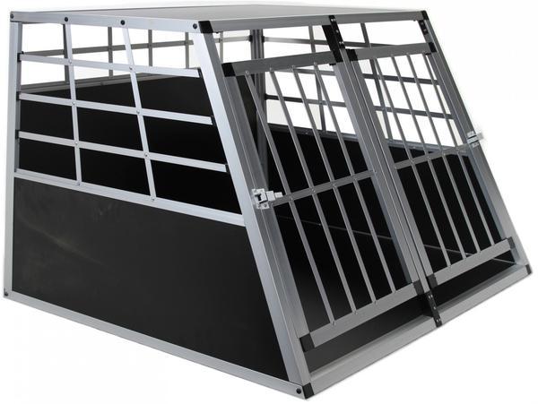 Jalano Doppel Gitterbox M schwarz
