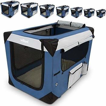 Leopet Transportbox klappbar