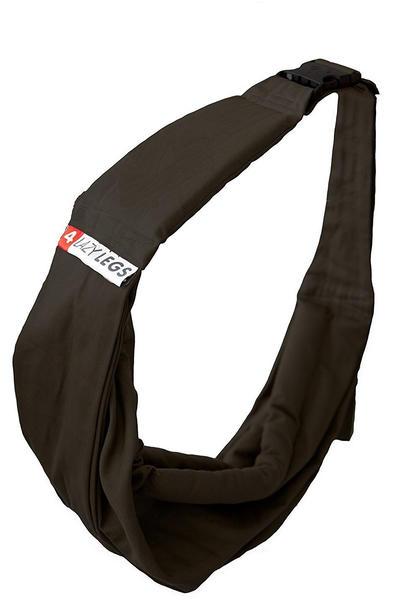 Schecker Hundetragebeutel Basic schwarz